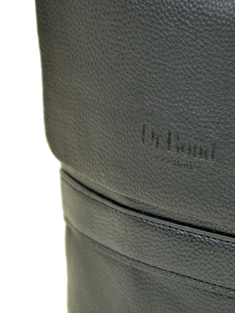 Сумка Мужская Планшет иск-кожа DR. BOND 512-4 black