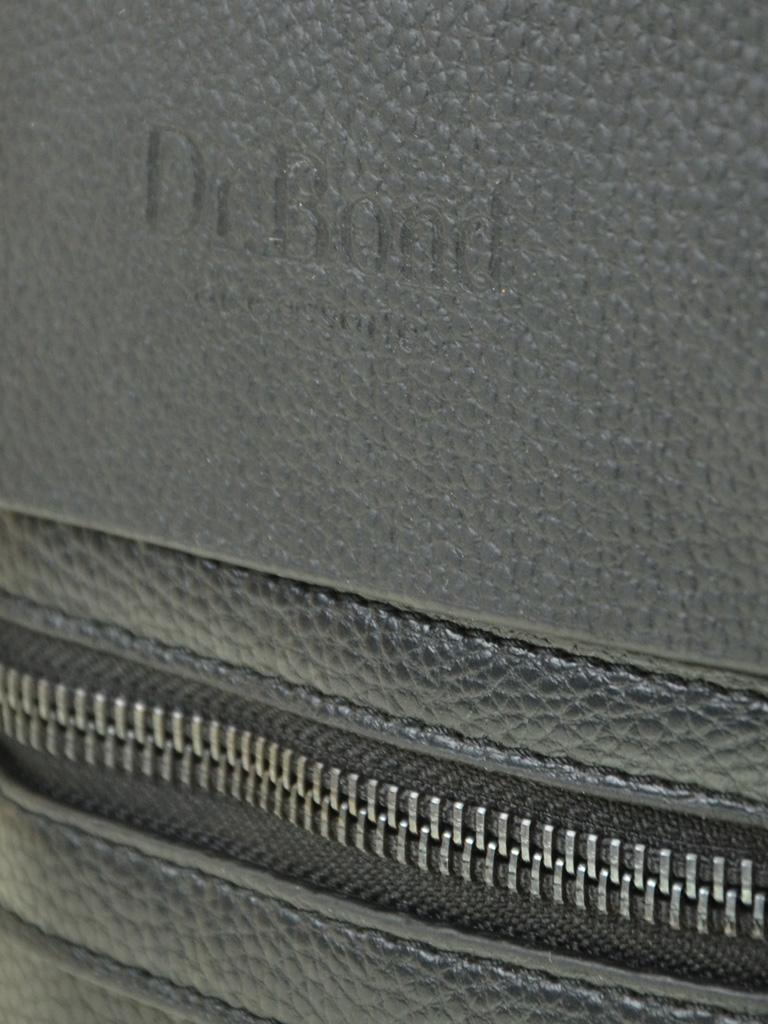 Сумка Мужская Планшет иск-кожа DR. BOND 306-2 black