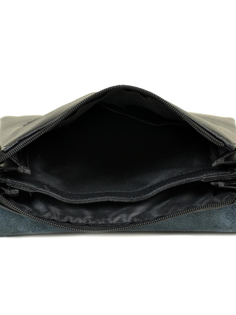 Сумка Мужская Планшет иск-кожа DR. BOND 210-4 black - фото 5