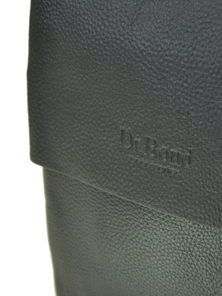 Сумка Мужская Планшет иск-кожа DR. BOND 513-2 black