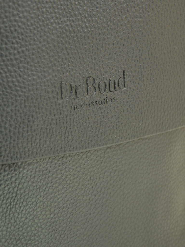 Сумка Мужская Планшет иск-кожа DR. BOND 304-4 black