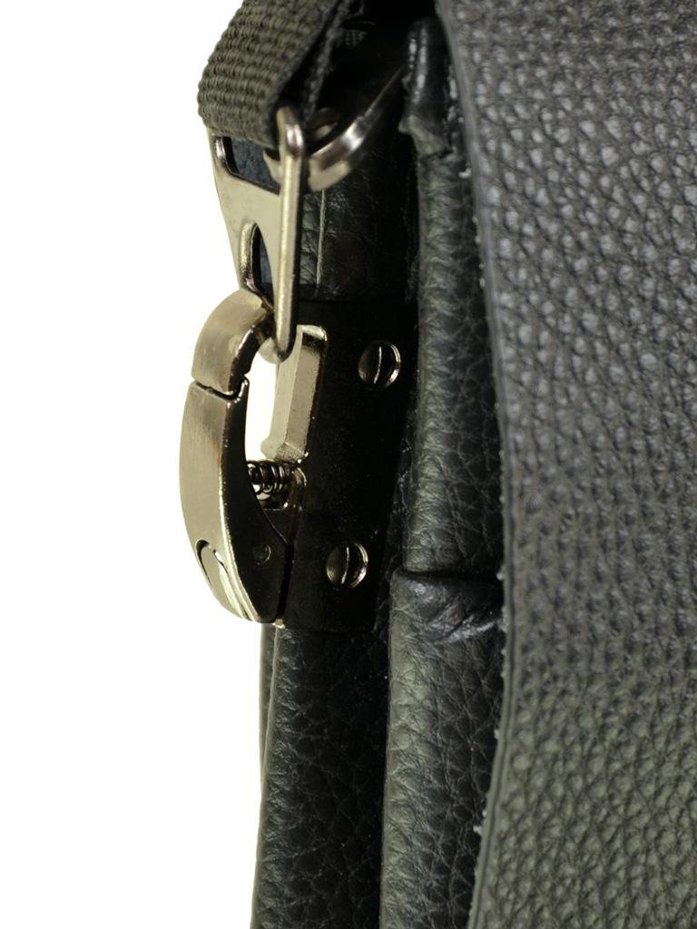 Сумка Мужская Планшет иск-кожа DR. BOND 207-4 black - фото 3