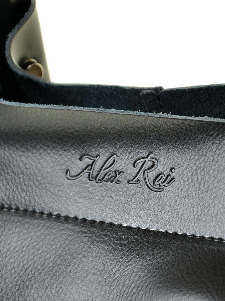 Сумка Женская Классическая кожа ALEX RAI 10-03 8649-2 black