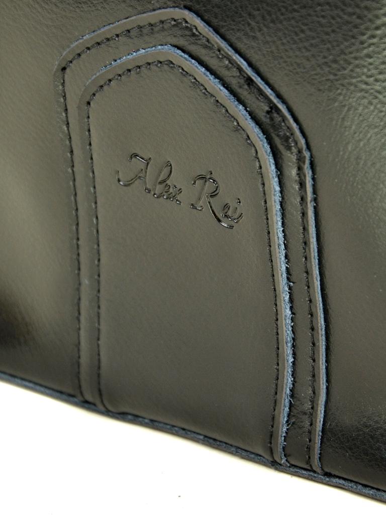 Сумка Женская Классическая кожа ALEX RAI 10-03 8641 black