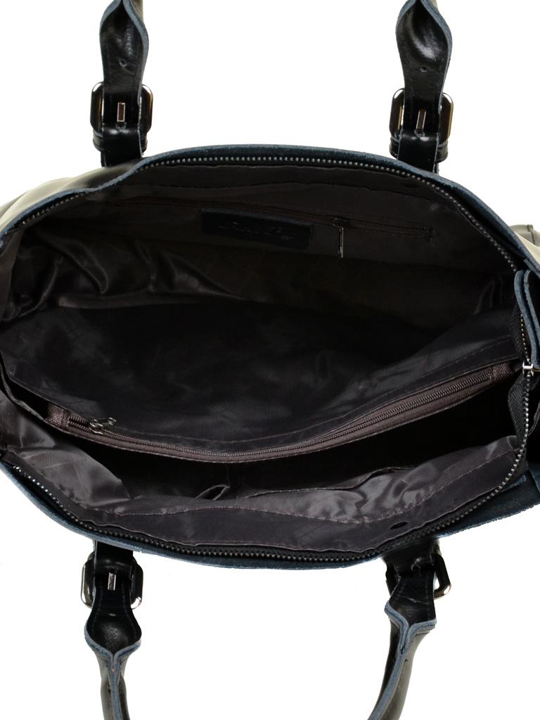 Сумка Женская Классическая кожа ALEX RAI 10-04 8223 black