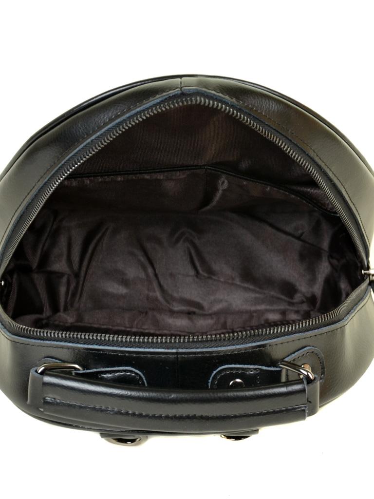 Сумка Женская Рюкзак кожа ALEX RAI 10-04 8715 black - фото 5