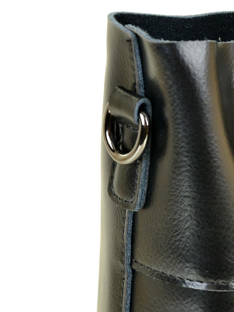 Сумка Женская Классическая кожа ALEX RAI 10-04 8603 black - фото 4