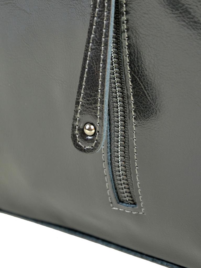 Сумка Женская Рюкзак кожа ALEX RAI 10-04 3206 grey
