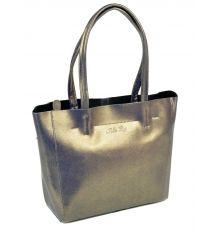 Сумка Женская Классическая кожа ALEX RAI 10-04 8630 ash-gold