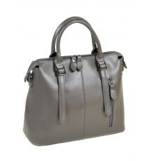 Сумка Женская Классическая кожа ALEX RAI 10-04 330 grey