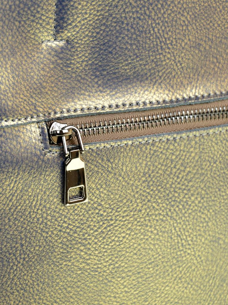 Сумка Женская Классическая кожа ALEX RAI 10-04 8704 ash-gold