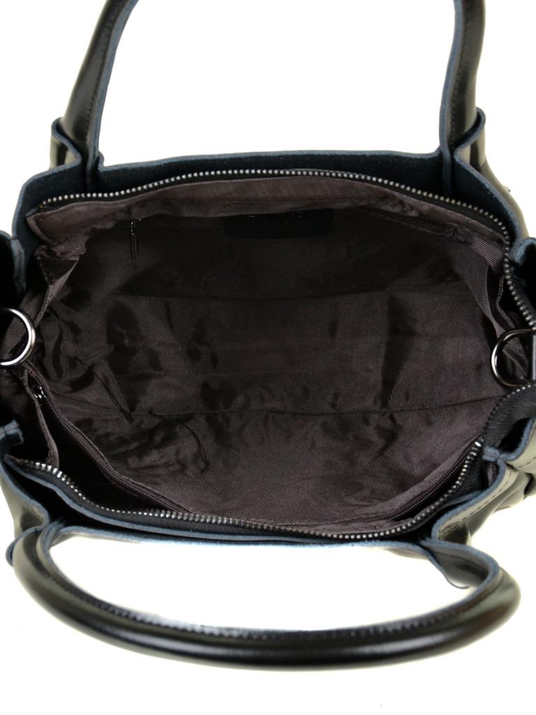 Сумка Женская Классическая кожа ALEX RAI 10-04 8903 black