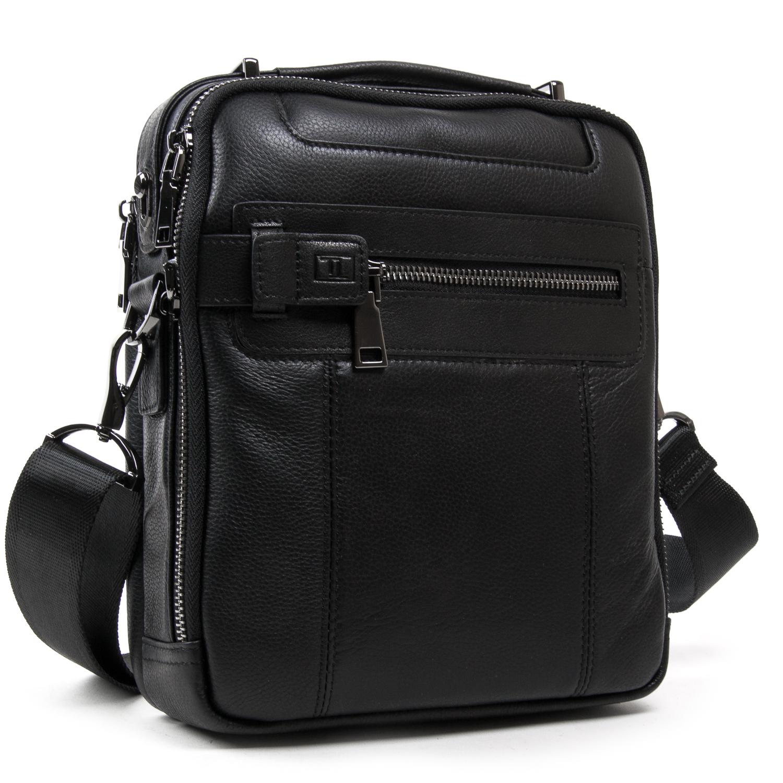 Сумка Мужская Планшет кожаный BRETTON BE 5408-3 black