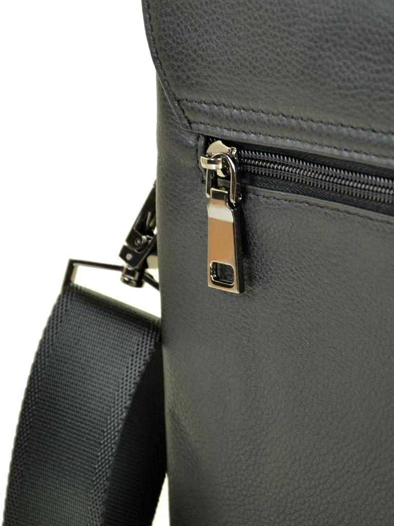 Сумка Мужская Планшет кожаный BRETTON BE 5416-3 black