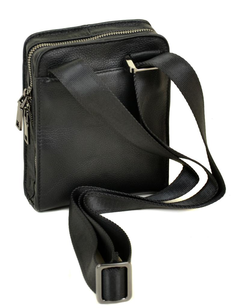 Сумка Мужская Планшет кожаный BRETTON BE 2000-10 black