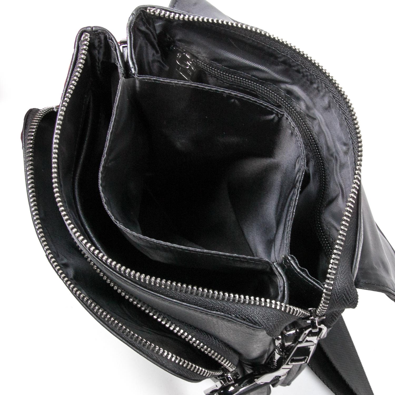Сумка Мужская Планшет кожаный BRETTON BE 5387-3 black - фото 5