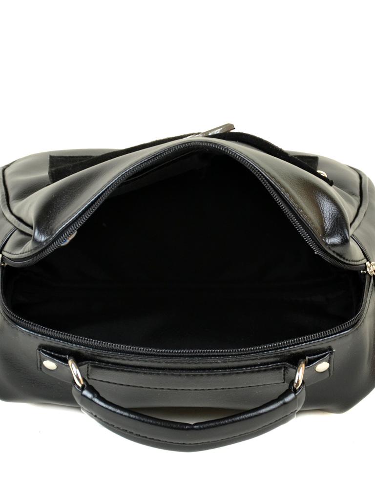 Сумка Женская Классическая иск-кожа М 193 Z-ka замш black