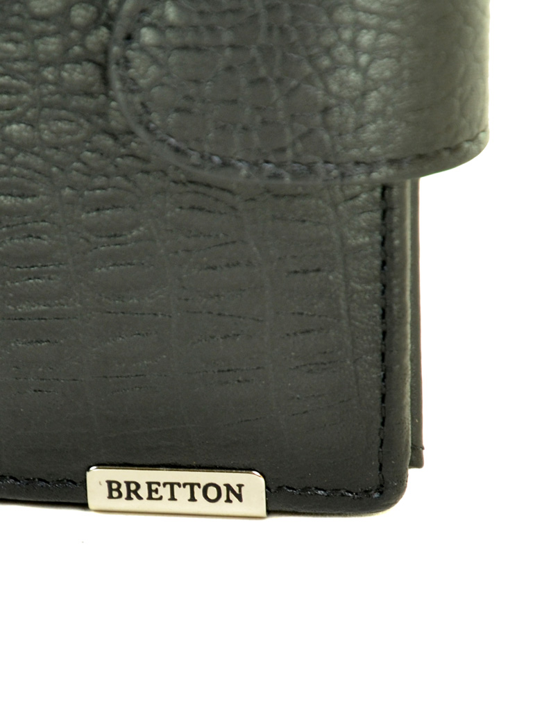 Кошелек SPA кожа BRETTON M3722 black - фото 3