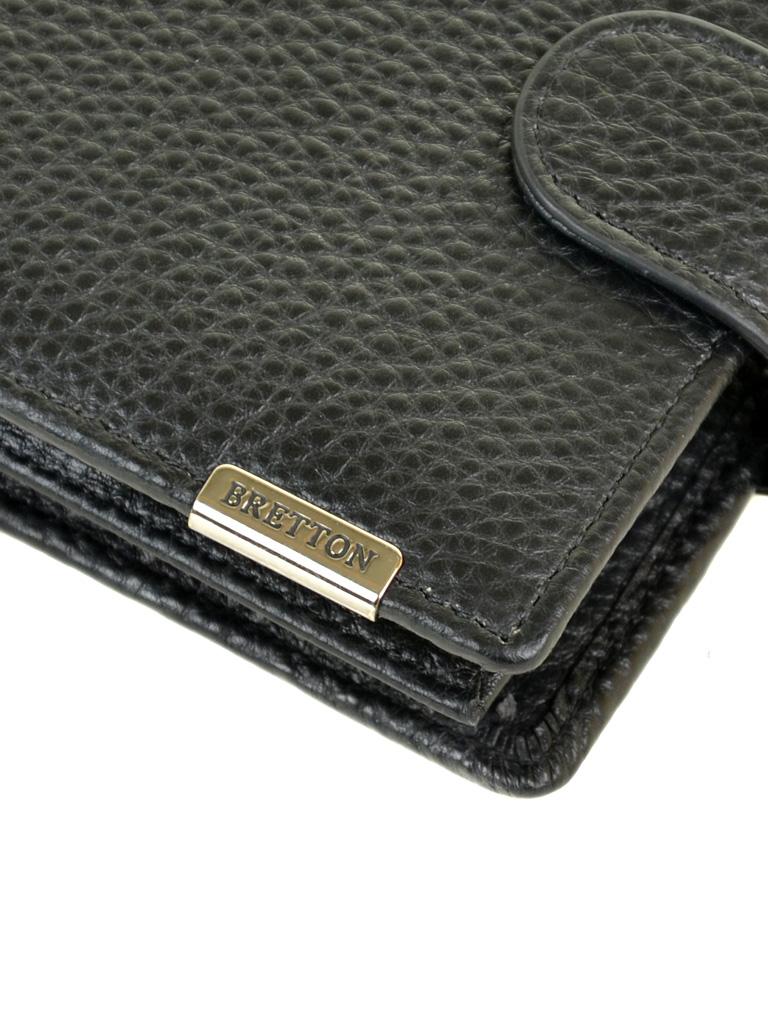 Кошелек CLASSIK. кожа BRETTON M3707 black