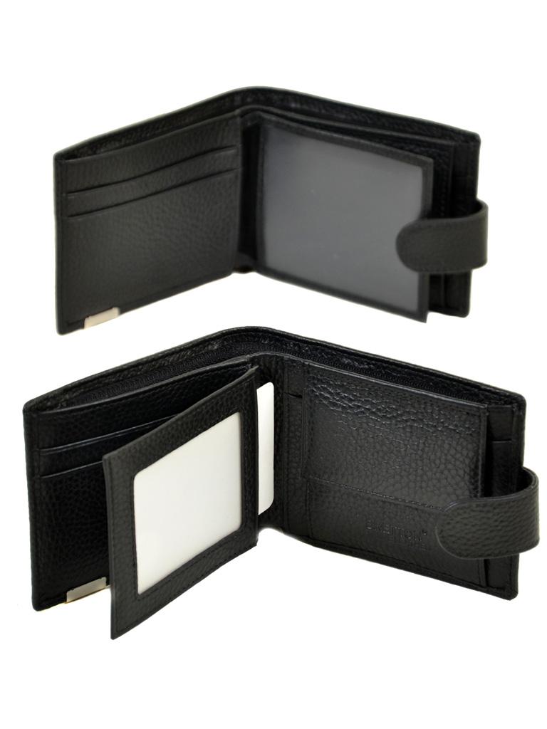 Кошелек CLASSIK. кожа BRETTON M3201 black
