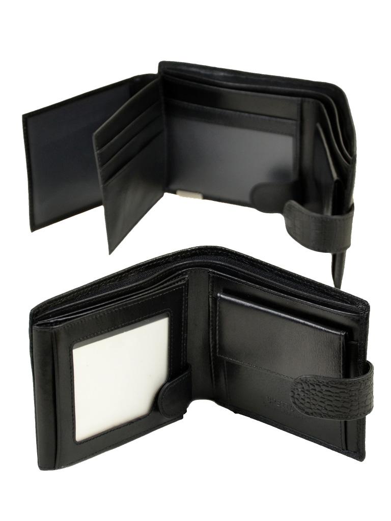 Кошелек SPA кожа BRETTON M3603 black