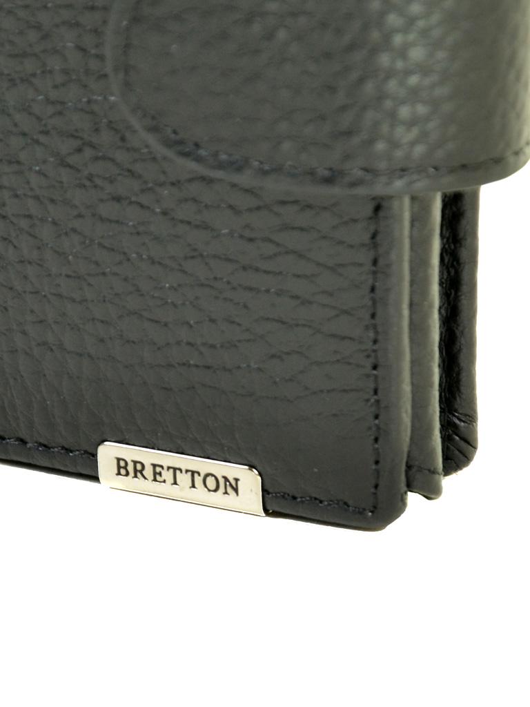 Кошелек CLASSIK. кожа BRETTON M3722 black