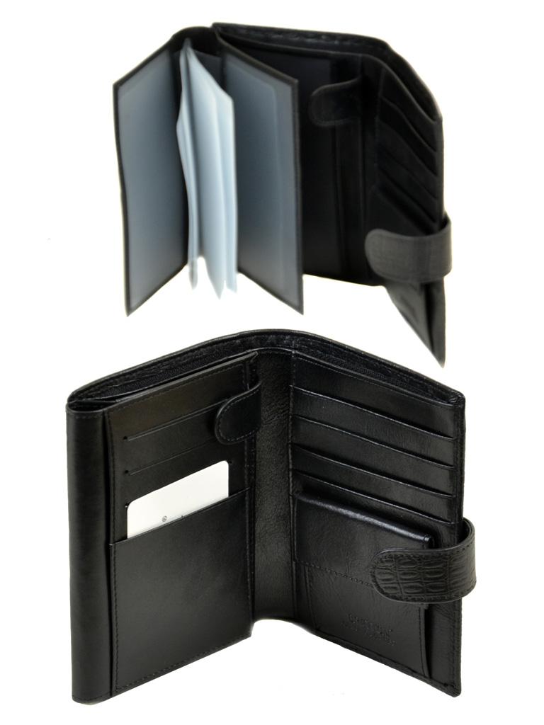 Кошелек SPA кожа BRETTON M5406 black