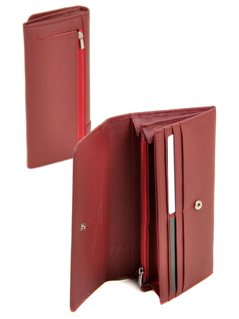 Кошелек Classic кожа DR. BOND WS-1 scarlet