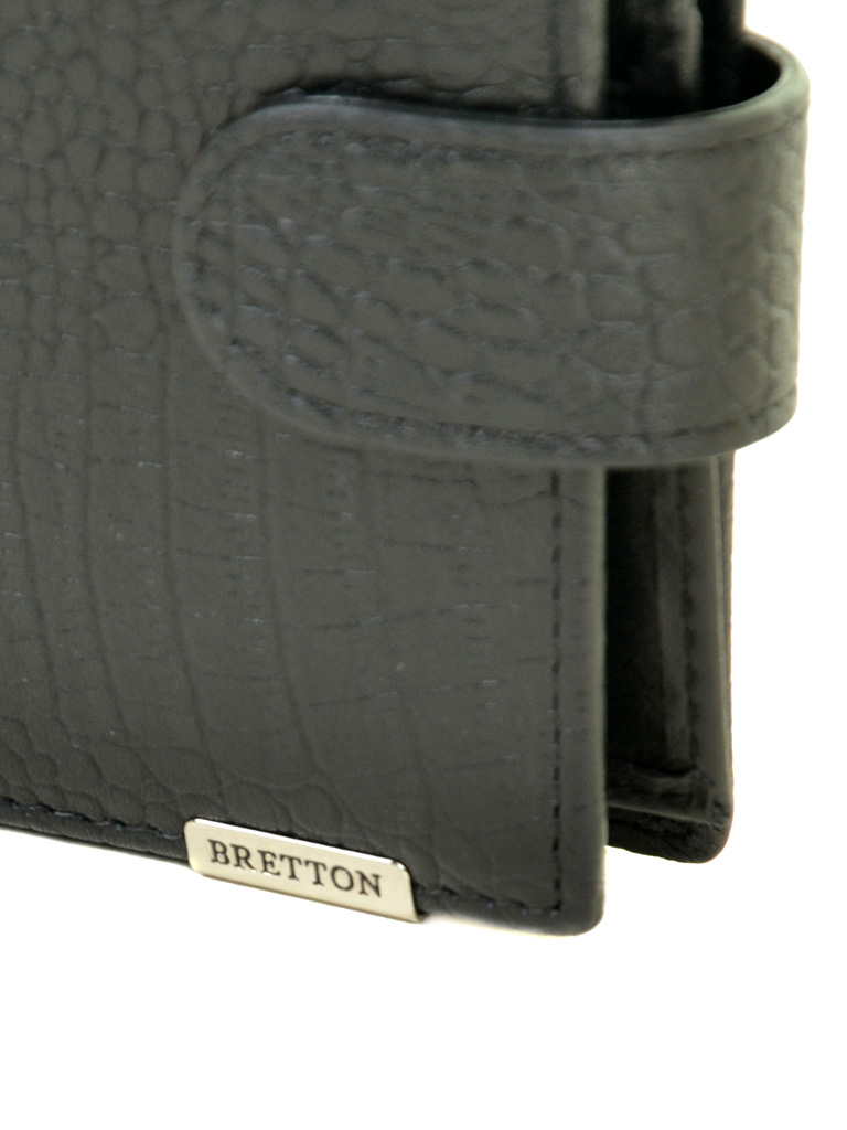 Кошелек SPA кожа BRETTON M3707 black - фото 3