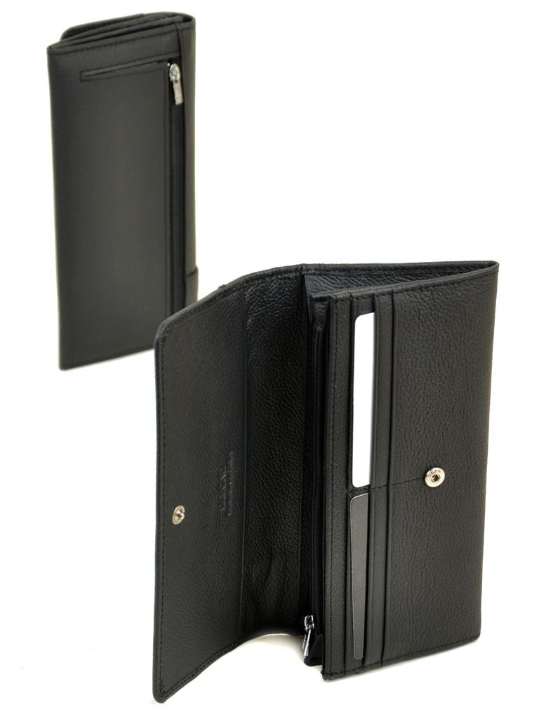 Кошелек Classic кожа DR. BOND WS-1 black
