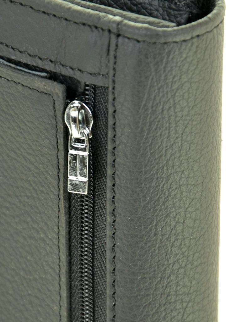Кошелек Classic кожа DR. BOND WS-1-2 black