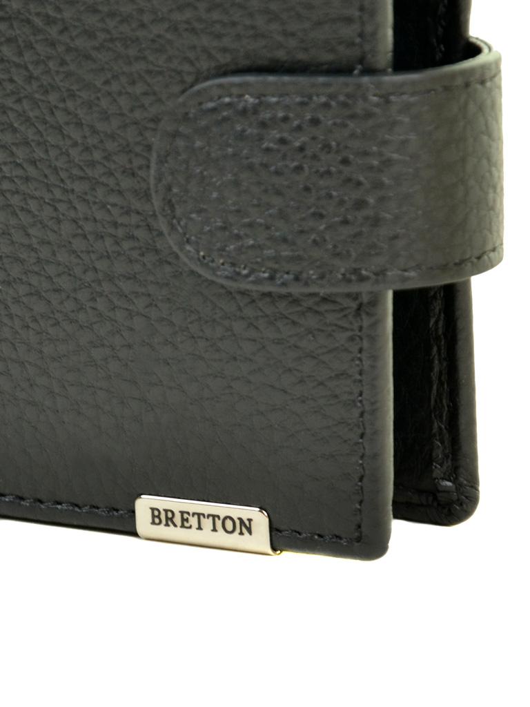 Кошелек CLASSIK. кожа BRETTON M3451 black
