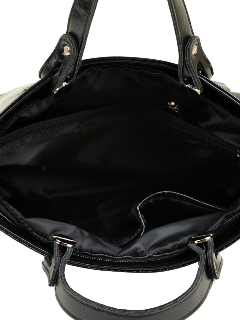 Сумка Женская Классическая иск-кожа М 61 14 27 black