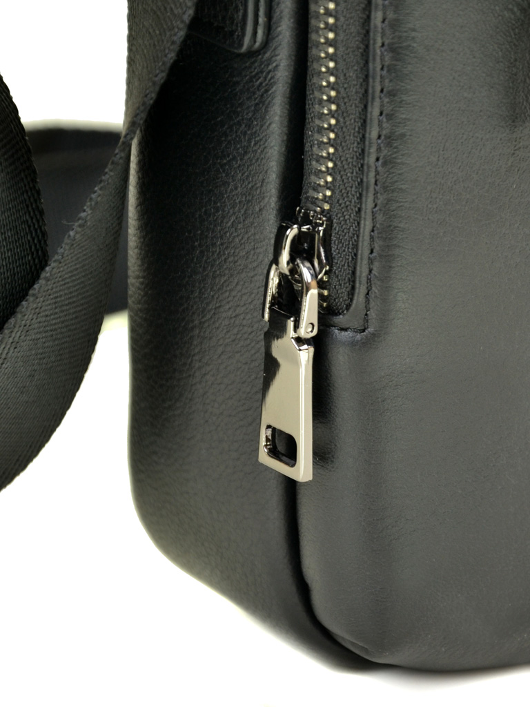 Сумка Мужская Планшет кожаный BRETTON BE 1615-4 black