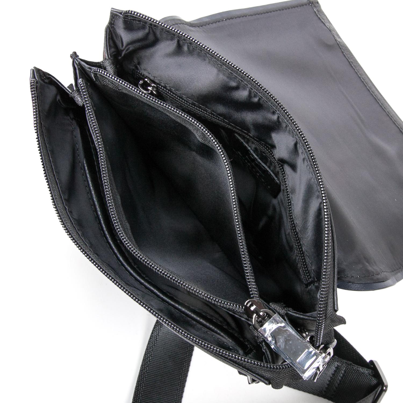 Сумка Мужская Планшет кожаный BRETTON BE 5427-3 black - фото 5