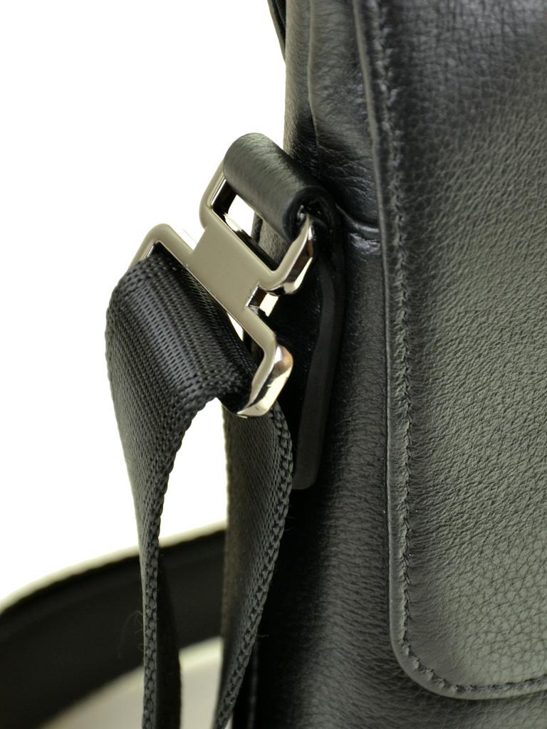 Сумка Мужская Планшет кожаный BRETTON BE 3547-3 black