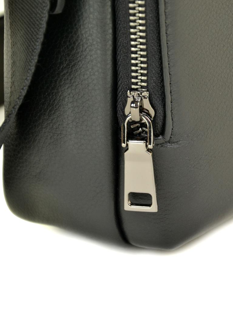 Сумка Мужская Планшет кожаный BRETTON BE 3516-4 black - фото 3