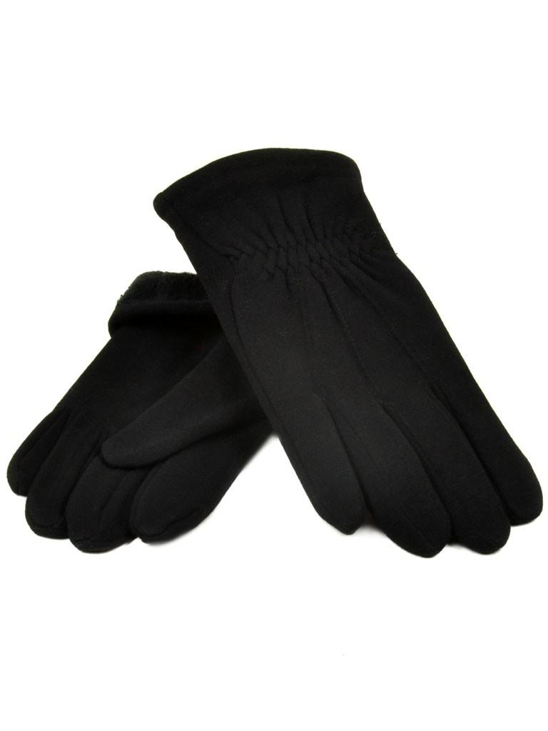 Перчатка Мужская стрейч Flagman M51 ПЛ мод-5 black
