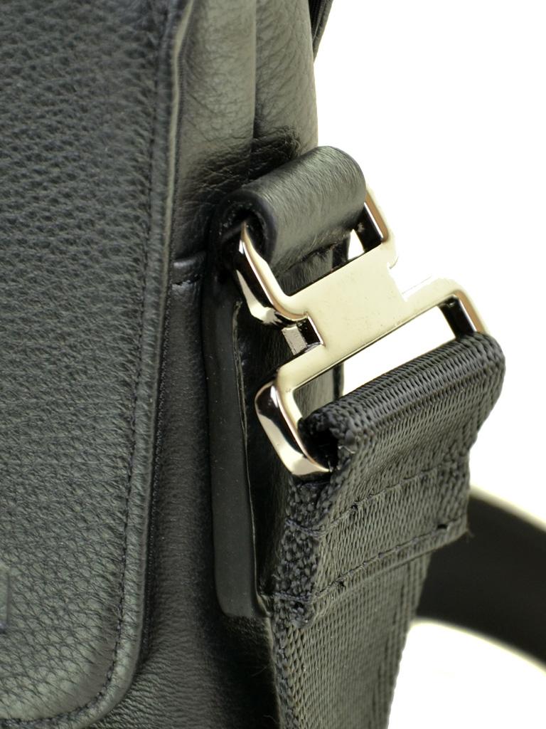 Сумка Мужская Планшет кожаный BRETTON BE 3547-4 black