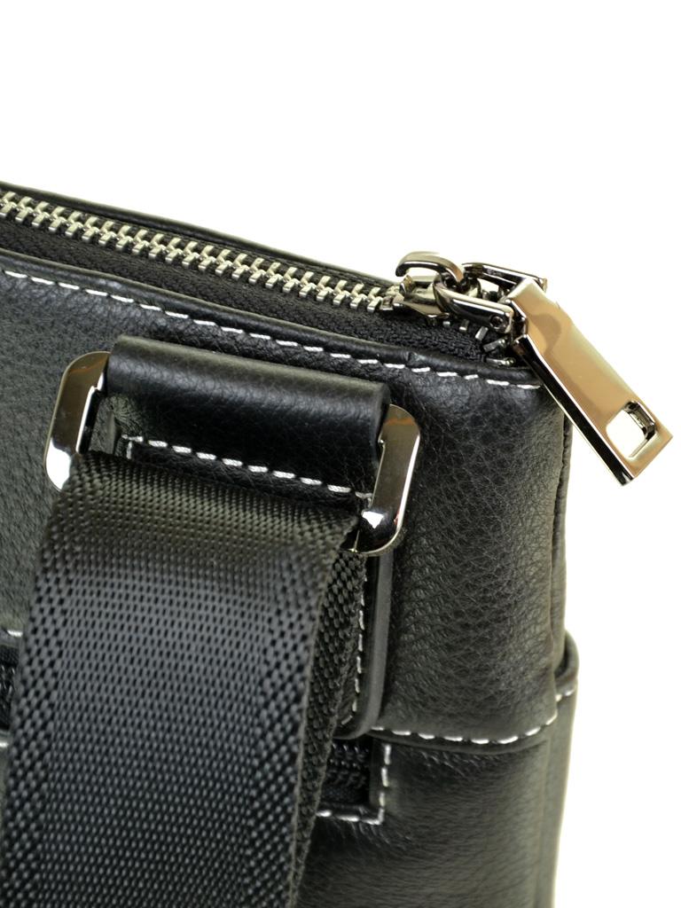 Сумка Мужская Планшет кожаный BRETTON BE 3504-6 black - фото 4