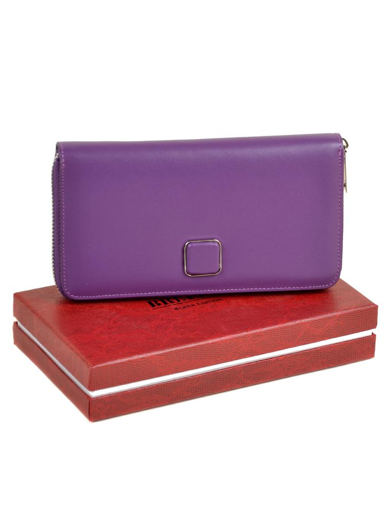 Кошелек Color женский кожаный BRETTON W7322 purple