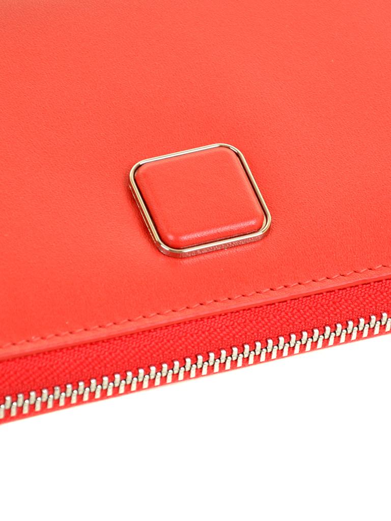 Кошелек Color женский кожаный BRETTON W7322 red