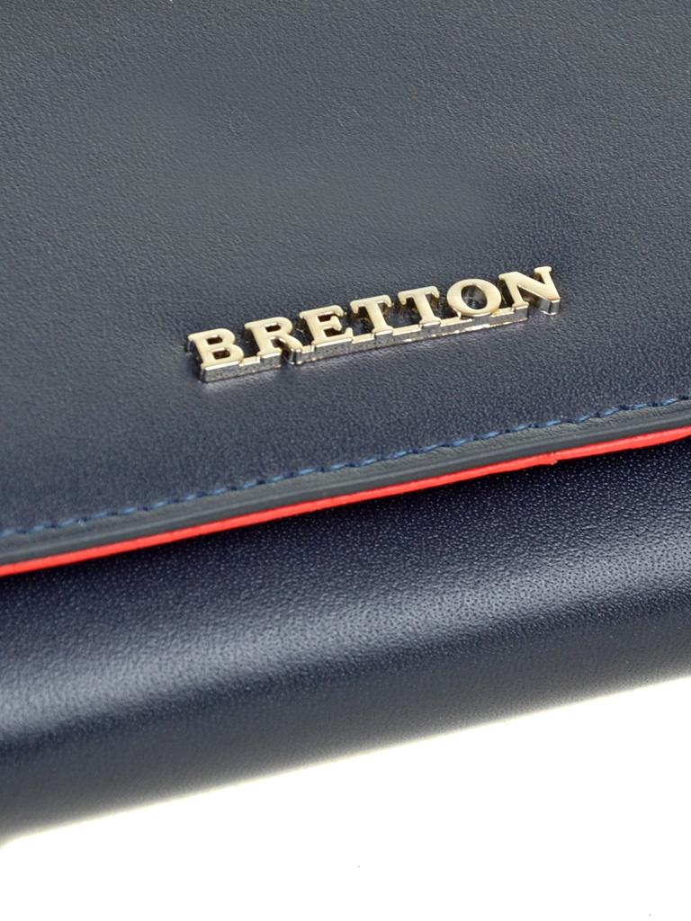 Кошелек Color женский кожаный BRETTON W7237 navi