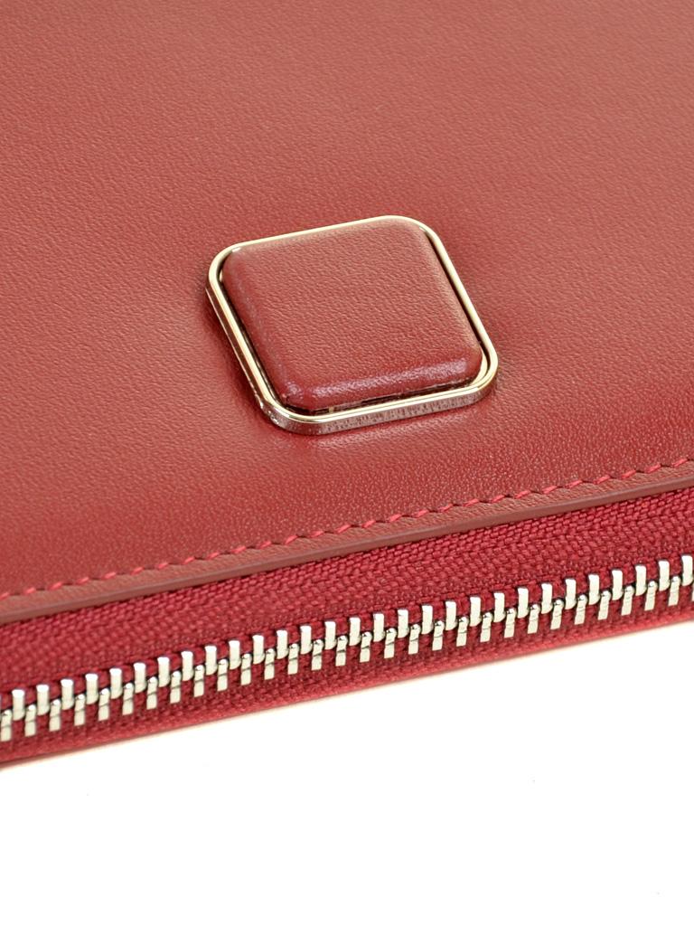 Кошелек Color женский кожаный BRETTON W7322 d-red