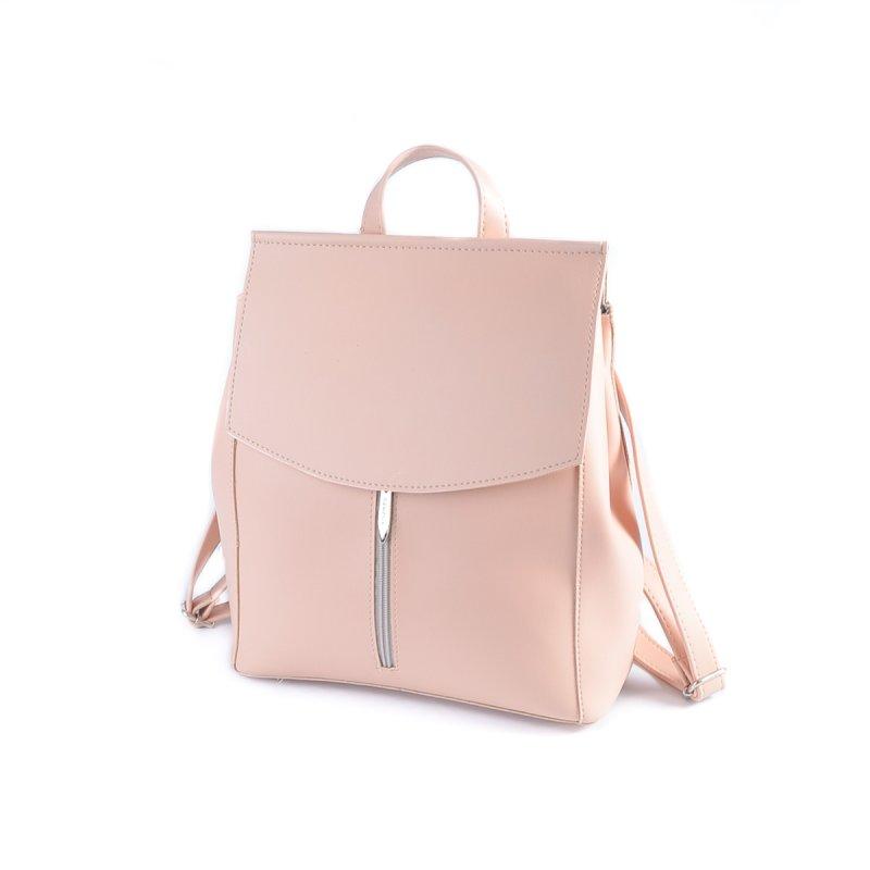 Сумка Женская Рюкзак иск-кожа М 194 88 pink