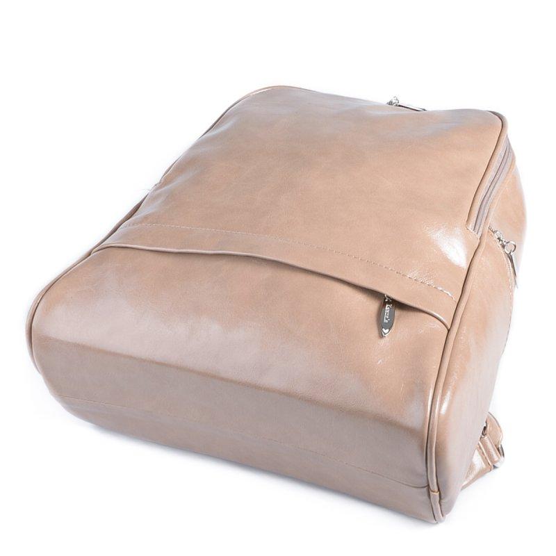 Сумка Женская Рюкзак иск-кожа М 179 31 beige - фото 4