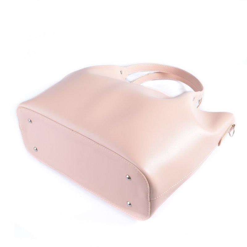 Сумка Женская Классическая иск-кожа М 193 88 pink - фото 4