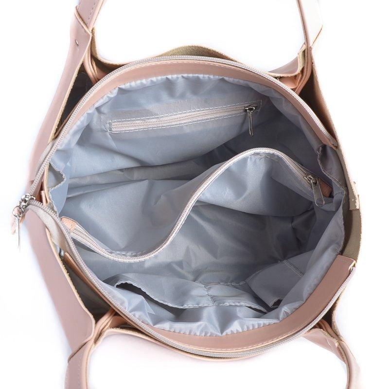 Сумка Женская Классическая иск-кожа М 193 88 pink - фото 5