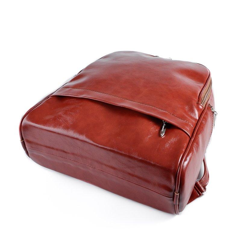 Сумка Женская Рюкзак иск-кожа М 179 94 brown - фото 4