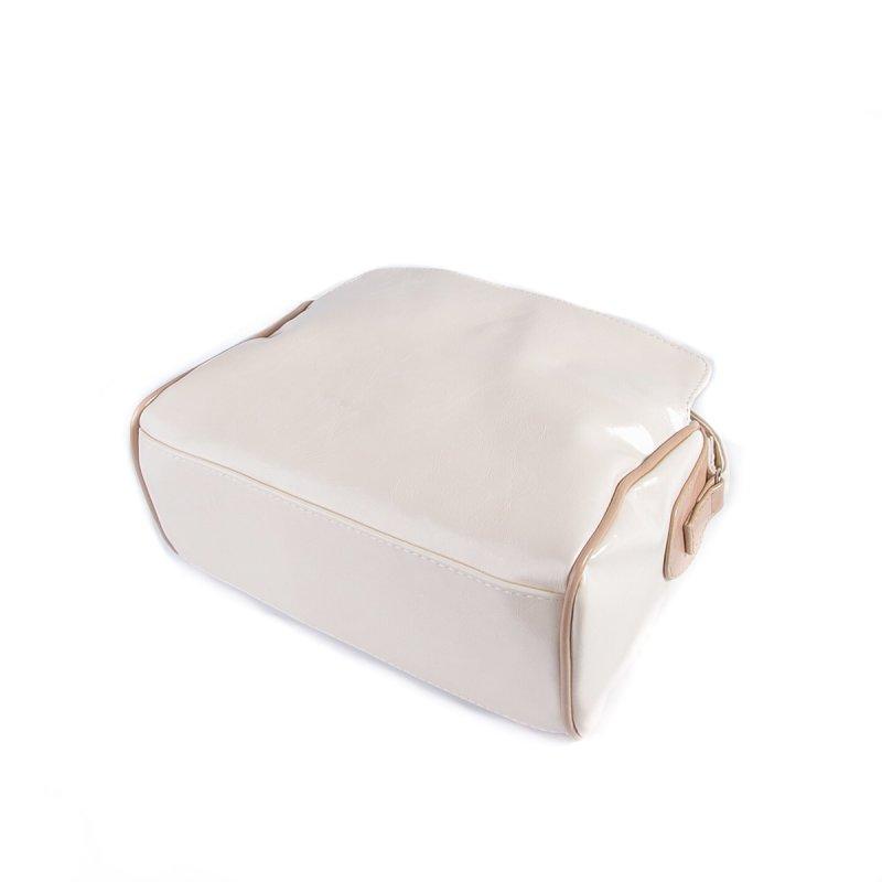 Сумка Женская Клатч иск-кожа М 128 25/29 white - фото 5